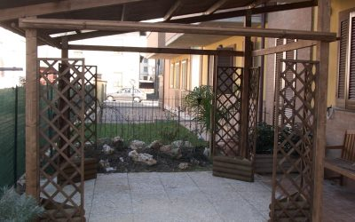 Gazebo, Perline, Pergolati